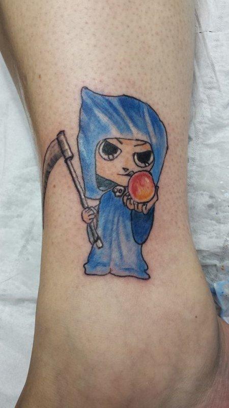 dernier tatoo