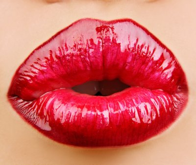lèvres de Sabrine