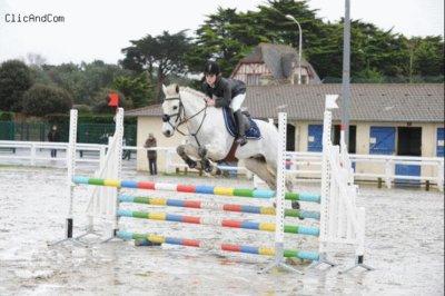 La Baule poney 2  4/12/11