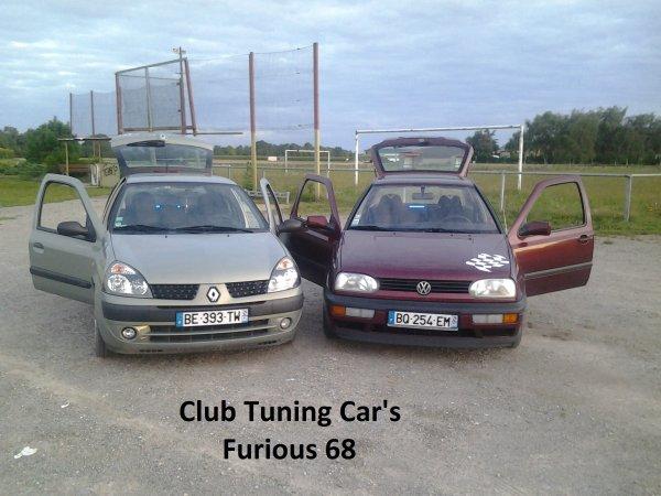 Tuning Car Furious 68