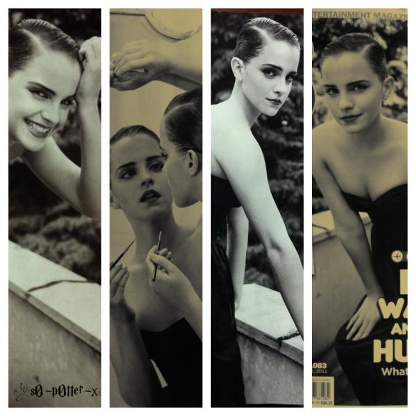 Spécial Emma : Shoots, Vie de Couple, Sortie etc...