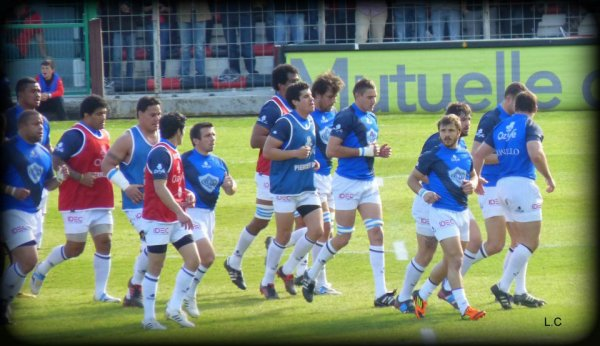 Samedi 21 Avril : Rugby Club Toulonnais - Castres Olympique