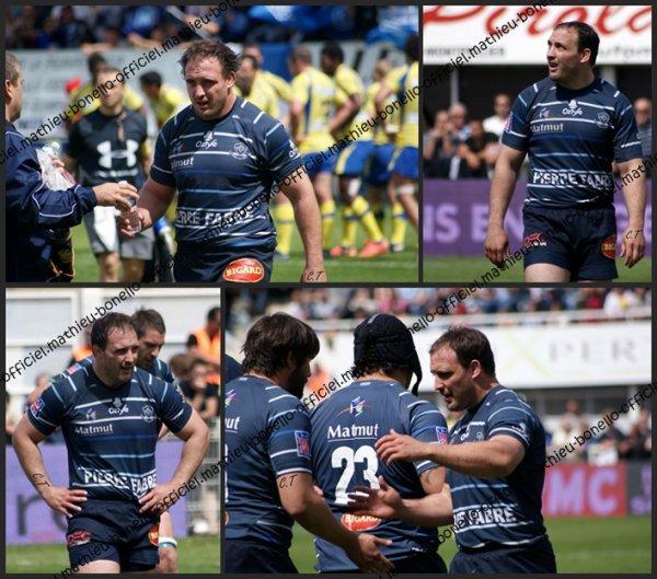 Samedi 5 Mai 2012 - Castres Olympique / ASM Clermont-Auvergne