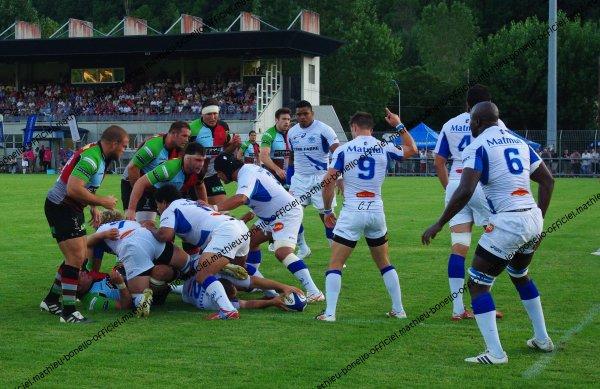 9 août 2012 : Castres Olympique - Harlequins
