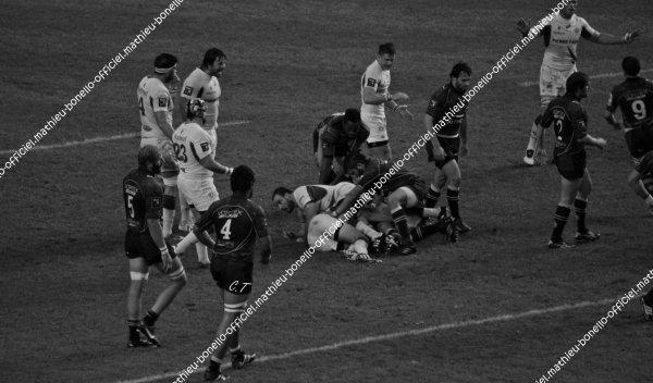 Journée 7 : Montpellier Hérault Rugby Club - Castres Olympique