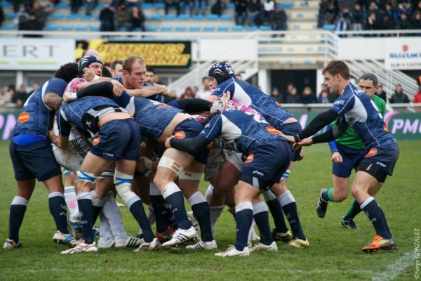 Journée 17 : Castres - Stade Francais 9 février 2013
