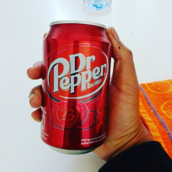Put it on ice Bitch, Dr Pepper x)