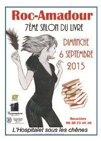 Roc-Amadour 7ème Salon du Livre