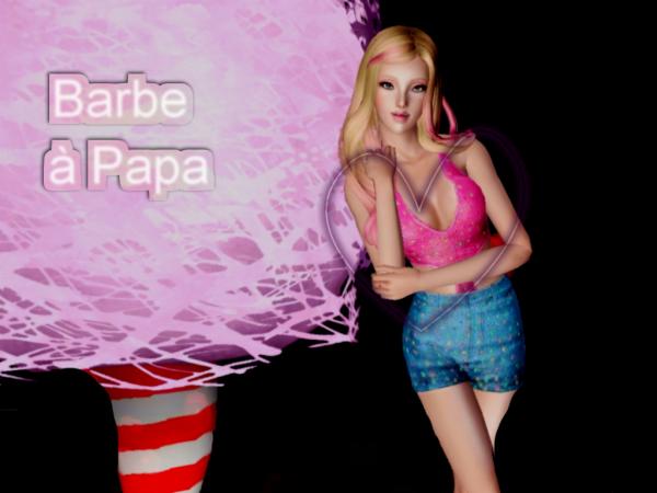 ~ Miss Barbe à papa ~ Gagnante