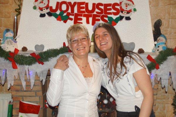 moi et ma fille noel 2014