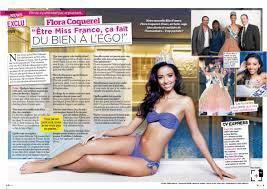 Je fais un petit détour vers Miss France 2014(Flora Coquerel)
