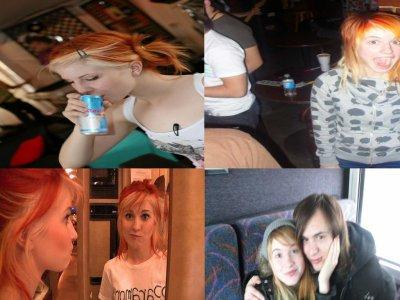 Photos personelles  Hayley :) . Hayley n'a pas besoin de retouche via  photoshoot pour être belle :p