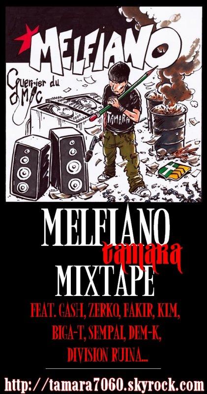 guerrier du mic / melfiano: a l'arrache (2012)