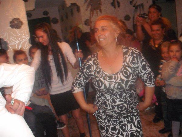 ma tante quan elle danse