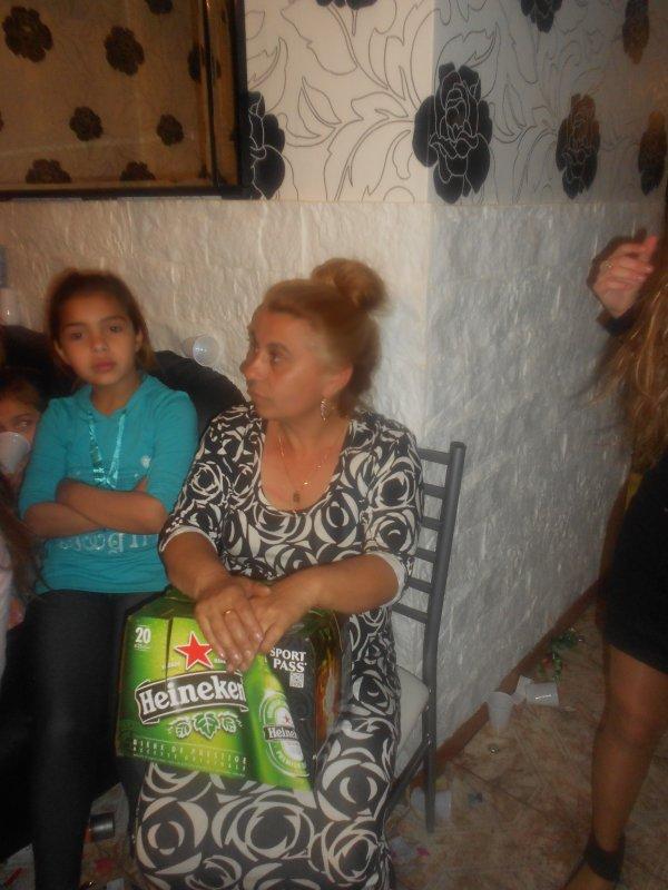 ma tante quan elle boi mdrrrr