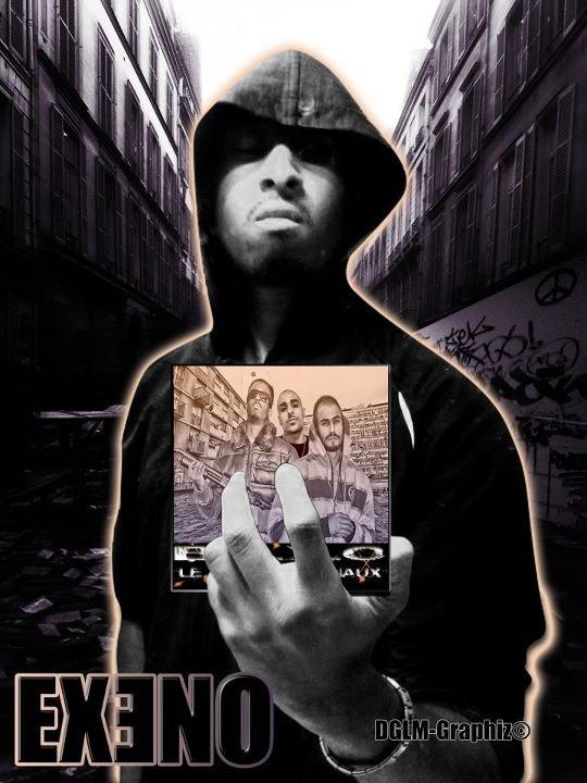 Promo de l'Album du Frero F.A.L.C.K.O