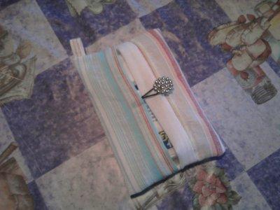 étui à mouchoirs coordonné au sac