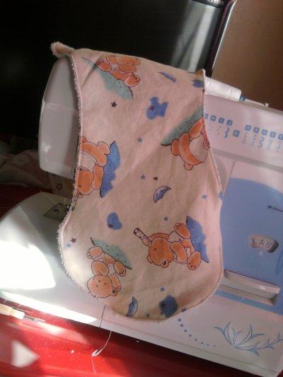 Préparation du colis naissance pour mon ti neveu