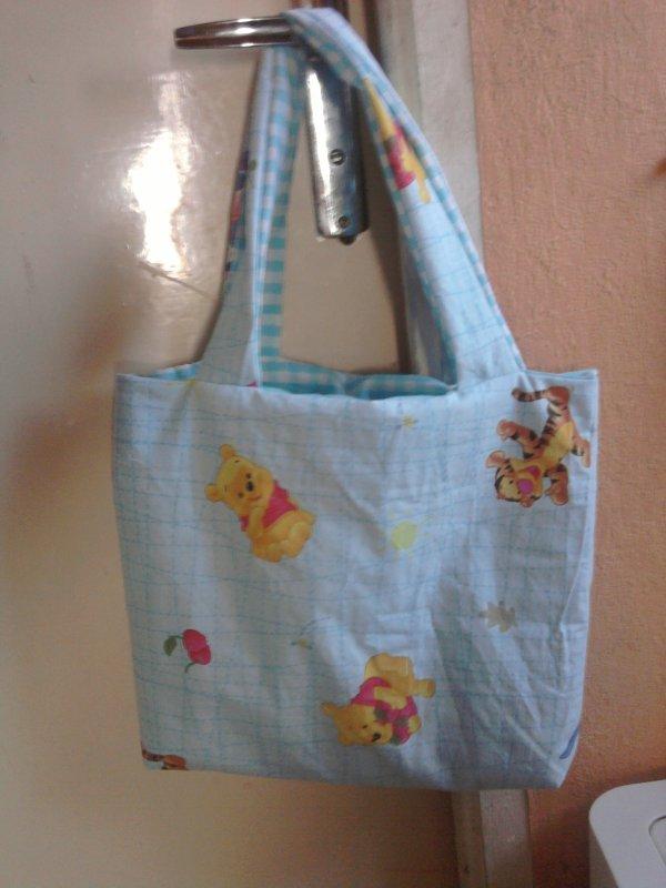 Le petit sac pour Léo
