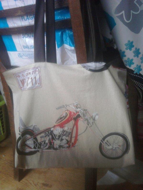 La biker's
