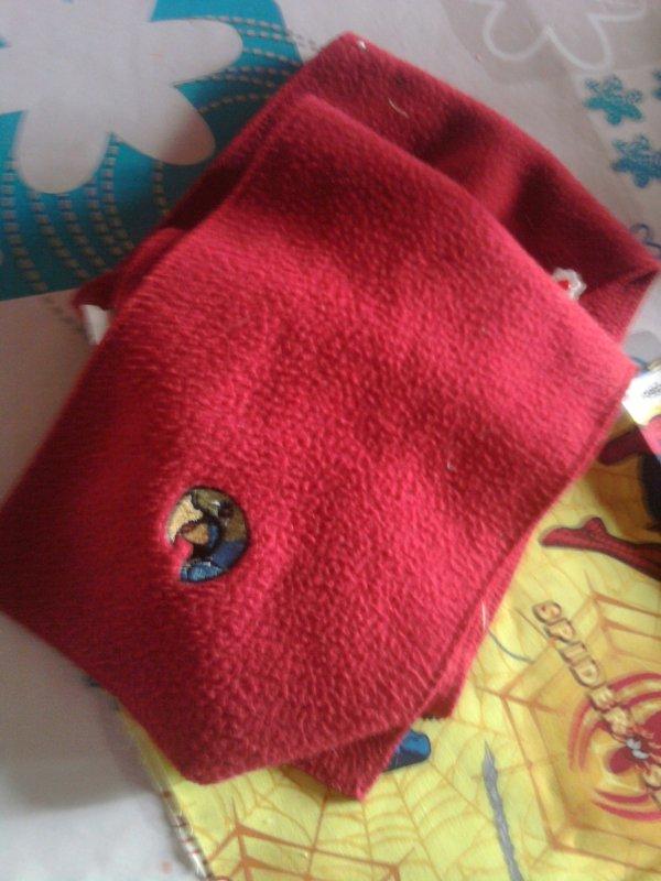 Petites couturettes pour mon grand babou...