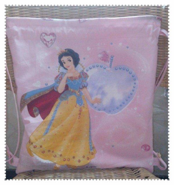 Petit sac à dos princesse...
