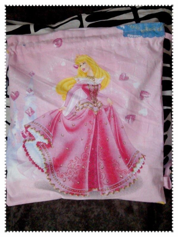 Petit Sac Princesse Disney