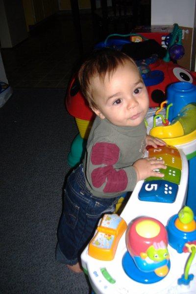 Nicholas; mon fils adoré <3