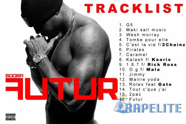 tracklist futur