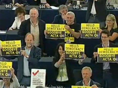 ACTA, c'est finit !