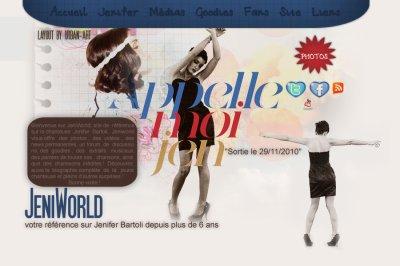 L'aventure continue... sur Jeniworld.com