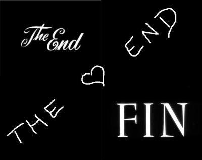 ***************** THE END ****************