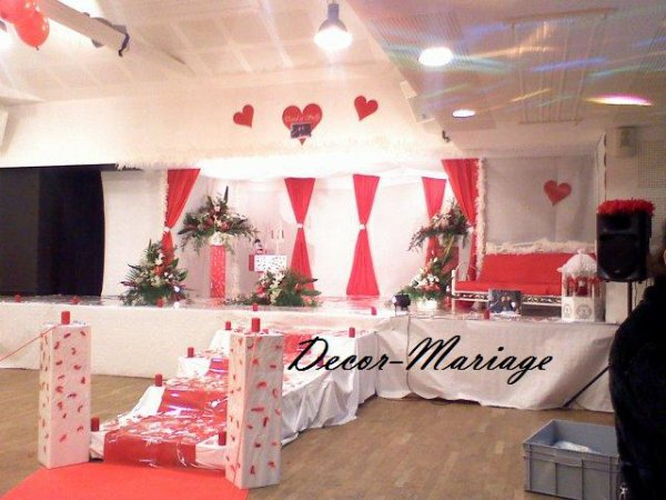 decoration mariage gitan