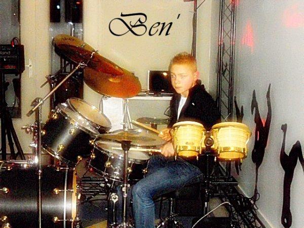 ben' batteur du groupe