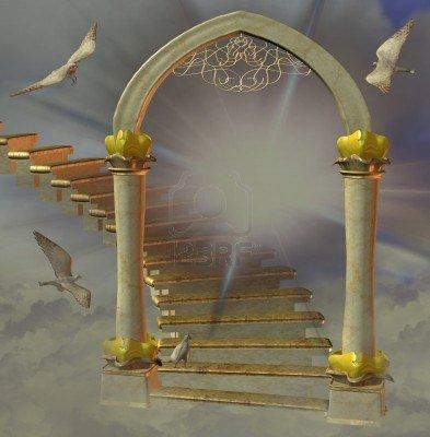 #. Les portes du paradis