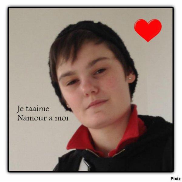 Ma Moitié ; Mon Bbé ; Ma Raison❤ Et Fuuuck Les Rageux !!!