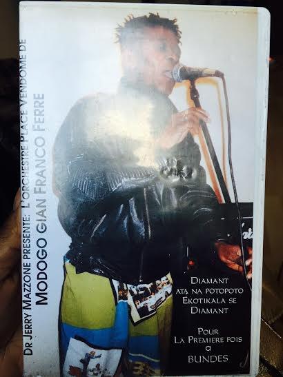 1995:MODOGO GIAN FRANCO FERRE ET L ' ORCHESTRE PLACE VENDÔME en concert a Bonn (Allemagne)