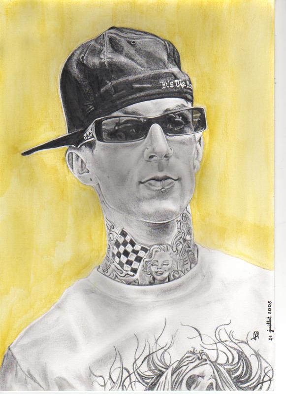 Travis Barker 2
