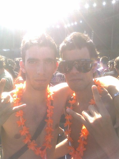 Optimus Alive 2009