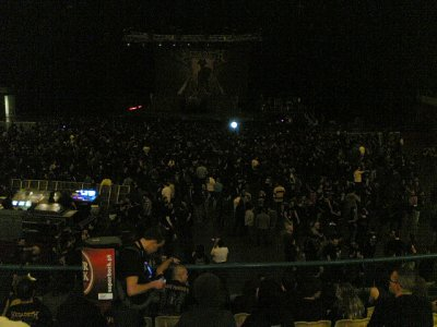 Slayer+Megadeth 30/03/2011 Live at Pavilhao Atlantico