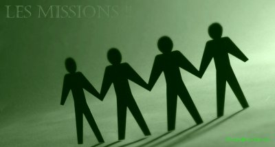 #_ Les missions