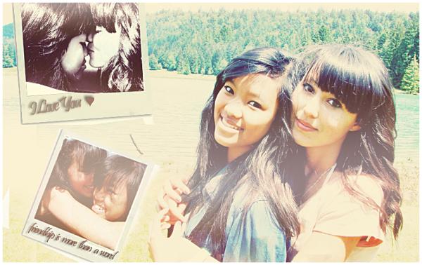 """"""" L'amitié est une preuve de confiance où naissent nos plus belles confidences. """""""