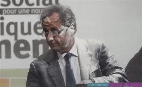 Hollande et ses 75% d'impôts démagogiques.