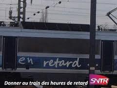 SNCF, ton univers impitoyable.