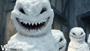 Le petit peuple de la neige.