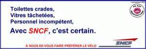 Avec la SNCF tout est possible ... surtout le pire !