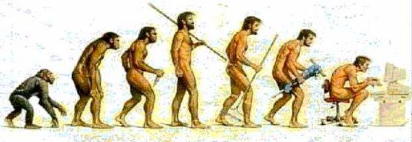 Evolution inversée