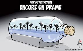 Migrants vers Lampedusa