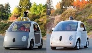 La voiture du futur.