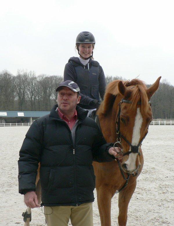 Stage Margaux & Saxo avec notre champion du monde ! - dimanche 29 janvier 2012